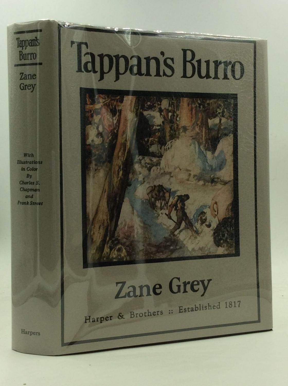 Tappan Burro by Zane Grey or Gray - AbeBooks