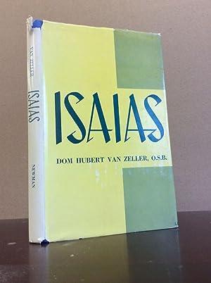 ISAIAS: Man of Ideas.: Dom Hubert van Zeller.