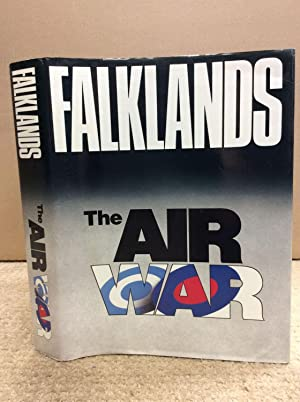FALKLANDS: THE AIR WAR.: Rodney Burden.