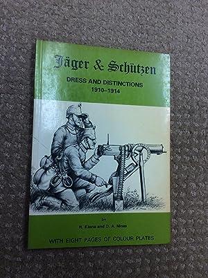 JAGER & SCHUTZEN: Dress and Distinctions 1910-1914.: H. Kinna and