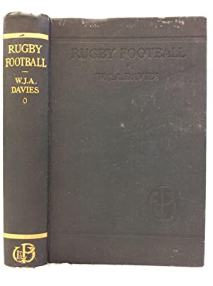 Rugby Football: W.J.A. Davies