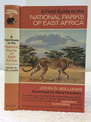 A FIELD GUIDE TO THE NATIONAL PARKS: John G. Williams