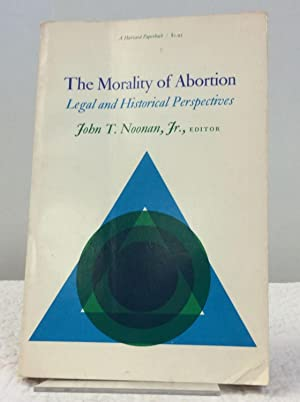 abortion john t noonan Start studying ethics: abortion learn vocabulary, terms, and more with flashcards, games, and other study tools search create  john t noonan, jr.