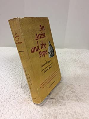 AN ARTIST AND THE POPE: Curtis Bill Pepper