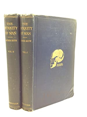 THE ANTIQUITY OF MAN, Vols. I-II