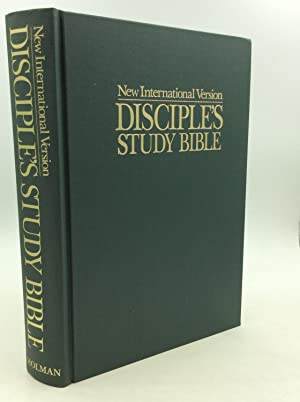 DISCIPLE'S STUDY BIBLE: New International Version
