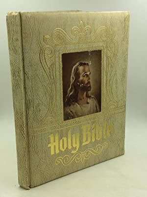 HOLY BIBLE (Authorized or King James Version): School and Library Reference Edition; Containing t...