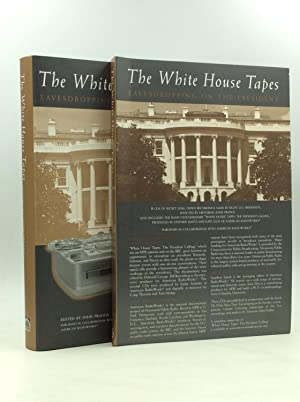 THE WHITE HOUSE TAPES: Eavesdropping on the President (Book and CD set)