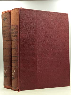 IRISH-AMERICAN HISTORY OF THE UNITED STATES. Complete in Two Volumes