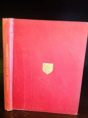 THE JOURNAL OF AN ARMY SURGEON DURING THE PENINSULAR WAR.: Charles Boutflower.