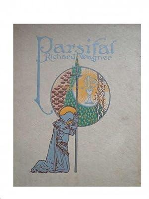 Richard Wagner Parsifal Kalender für 1918. Illustriationen: Specht, Richard