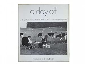 A day off. An english journal. 120: Ray-Jones, Tony