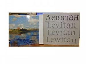 Isaac Ilyich Levitan. His life and his: Fyodorov-Davydov, A. A