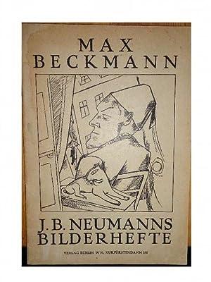 Max Beckmann / J. B. Neumanns Bilderhefte.: Neumann, J. B