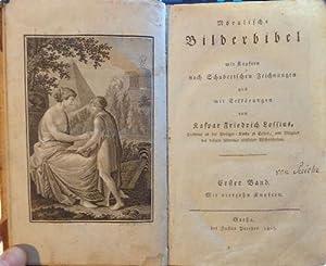 Moralische Bilderbibel mit Kupfern nach Schubertschen Zeichnungen: Lossius, Kaspar Friedrich