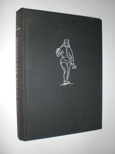 Der Ewige Bergmann. Vier Bücher vom bergmännischen: HOFFMANN, Josef: