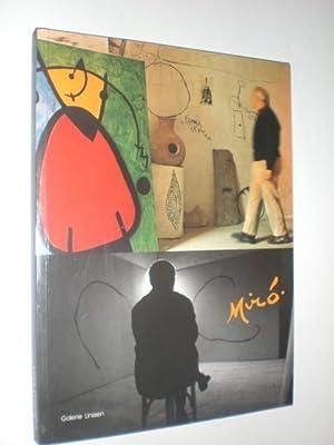 Miro 1883-1983. Ölbilder, Aquarelle, Zeichnungen, Skulpturen, Illustrierte: MIRO, Joan -