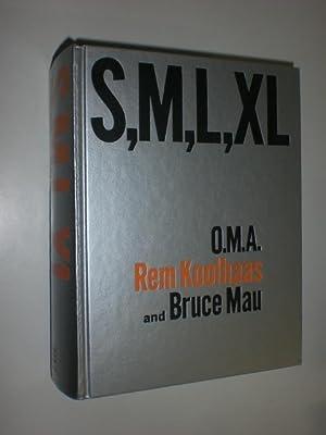 S, M, L, XL. Office for Metropolitan: KOOLHAAS, Rem /