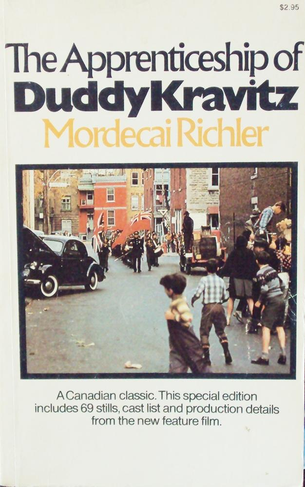 a comparison of characterizations in the apprenticeship of duddy kravitz by mordecai richler and ham This is how i was introduced to mordecai richler the apprenticeship of duddy kravitz is the coming-of-age story of duddy kravitz.