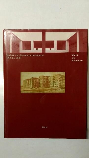 moderne architektur in deutschland 1900 bis 2000 von schneider romana und wilfried wang. Black Bedroom Furniture Sets. Home Design Ideas