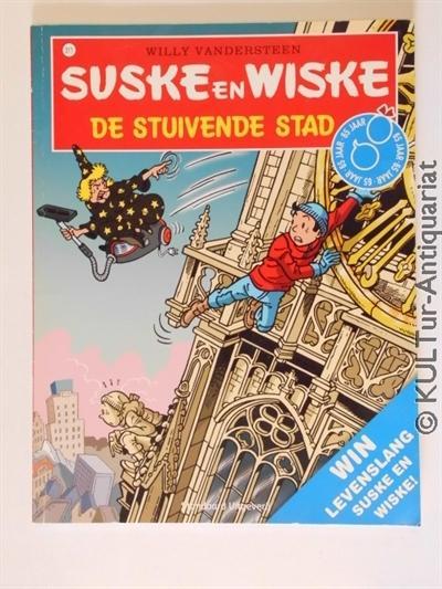 De stuivende stad / druk 1 (Suske en Wiske (311). - Vandersteen, Willy, Peter van Gucht und Luc Morjeau