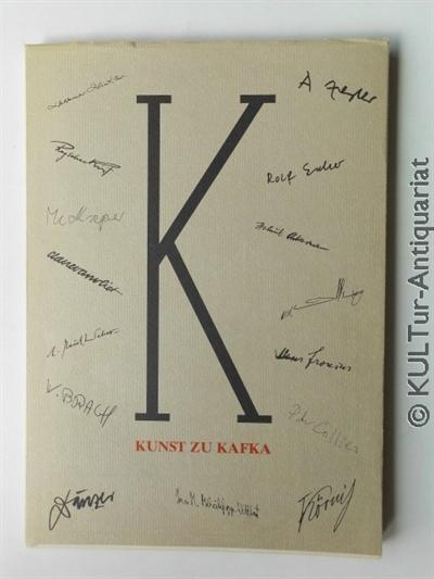 Kunst zu Kafka : Ausstellung zum 50.: Nicolin, Günther: