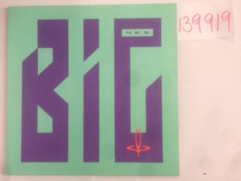 Big Generator By Yes Atco Records Vinyl Nr 15 064 9