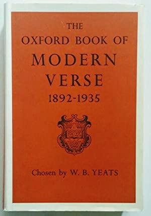 Oxford Book of Modern Verse, 1892-1935.