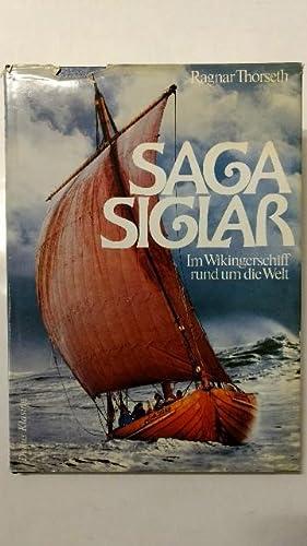 Saga Siglar : die erste Weltumseglung im: Thorseth, Ragnar:
