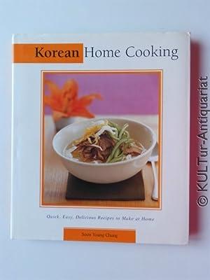 Korean Home Cooking (Essential Asian Kitchen Series).: Chung, Soon Yung: