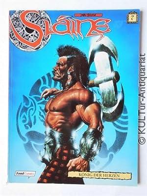 Slaine, Feest Comics, Bd.7, König der Herzen: Mills, Pat und