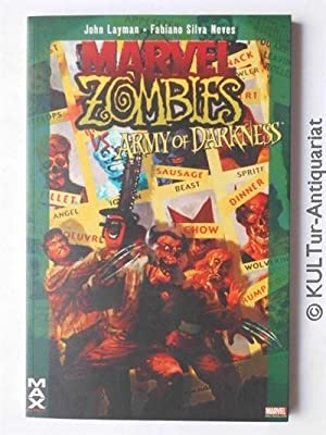 Marvel Zombies / Army of Darkness.