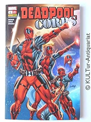 Deadpool: Bd. 4: Deadpool Corps 3.