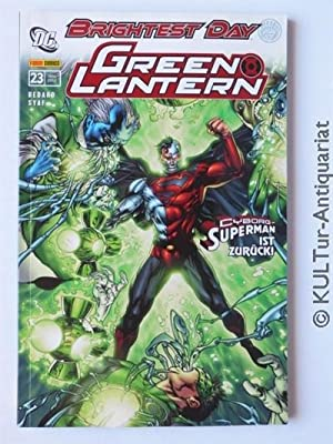 Green Lantern Sonderband Bd. 23: Brightest Day- Aufstand der Alpha- Lanterns.