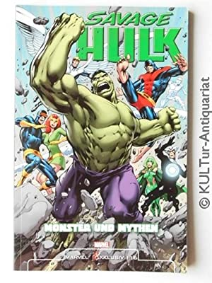 Savage Hulk: Monster und Mythen. Marvel Exklusiv 116.