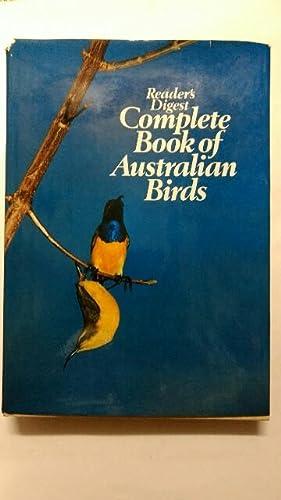 Reader's Digest Complete Book of Australian Birds.