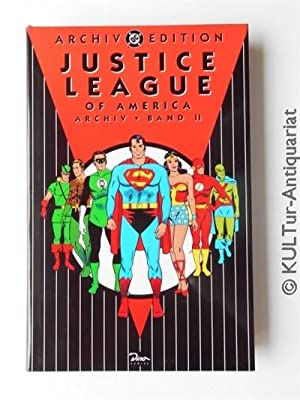 Justice League of America, Archiv-Edition / Band II.