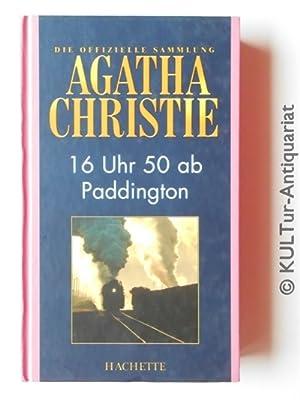 16 Uhr 50 ab Paddington.: Christie, Agatha: