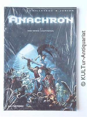 Anachron - Band 2 : Der siebte: Cailleteau, Thierry, Joel
