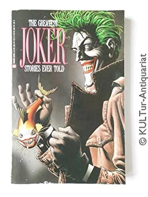 The Greatest Joker Stories Ever Told.
