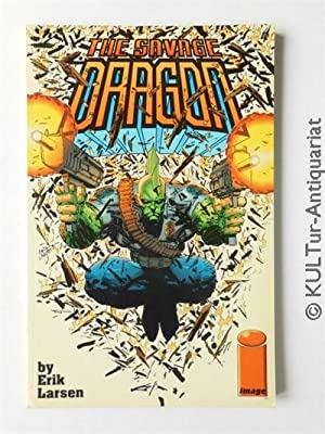 The Savage Dragon.