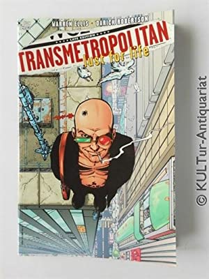 Transmetropolitan Vol.32: Lust for Life.