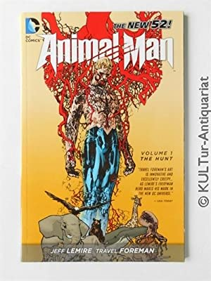 Animal Man Vol. 1: The Hunt (The New 52) (DC Comics).