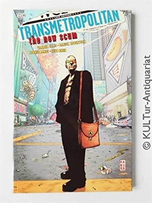 Transmetropolitan Vol. 4: The New Scum.