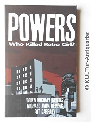 Powers Volume 1 / Who Killed Retro Girl?