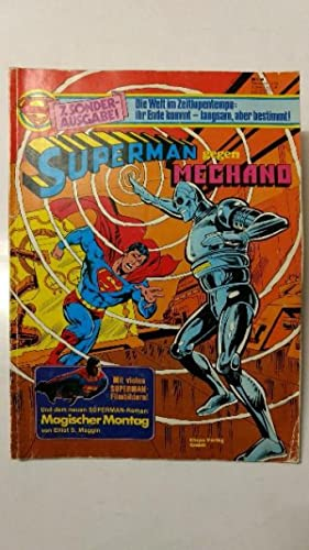 DC Comics Superman / 7. Sonderband: Superman gegen Mechano.