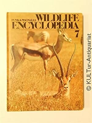 Funk & Wagnalls Wildlife Encyclopedia Volume 7. FIS - GLI.