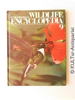 Funk & Wagnalls Wildlife Encyclopedia Volume 9.