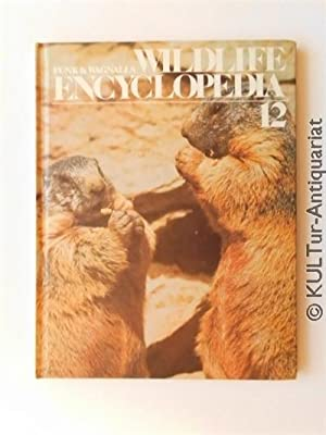 Funk & Wagnalls Wildlife Encyclopedia Volume 12.