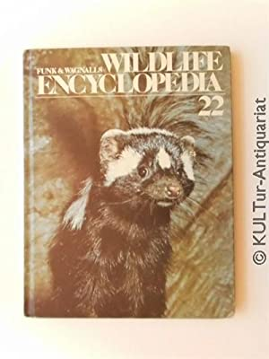 Funk & Wagnalls Wildlife Encyclopedia Volume 22.